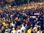 Митинги шествия пикеты в Дзержинске.