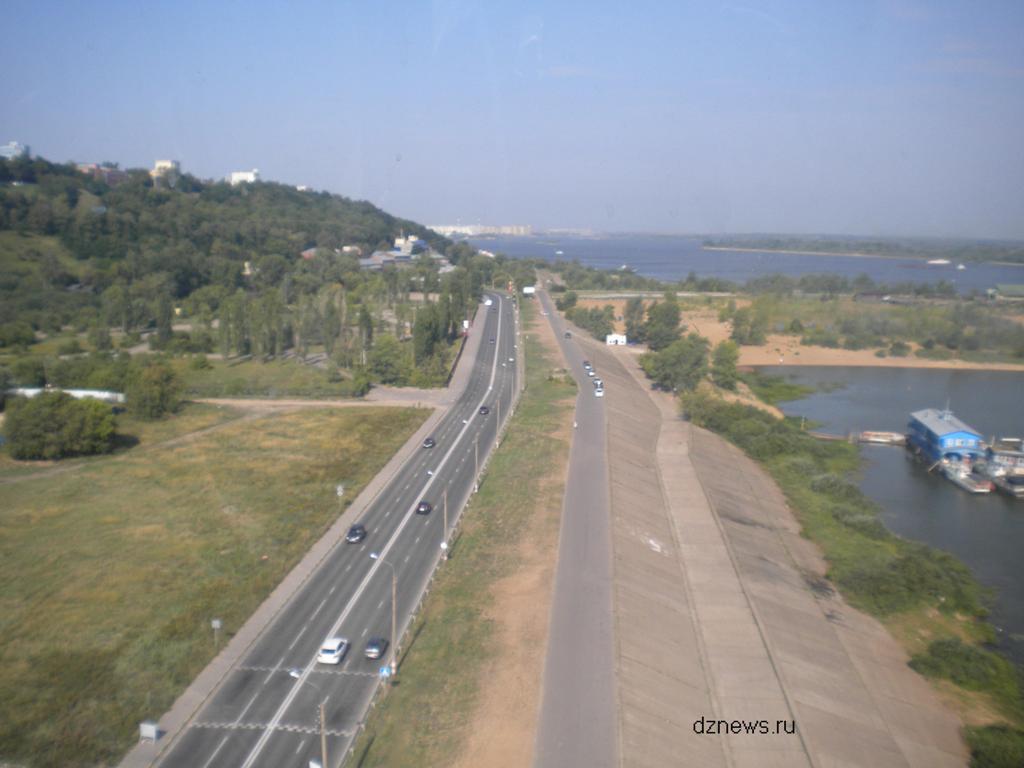 канатная дорога Бор