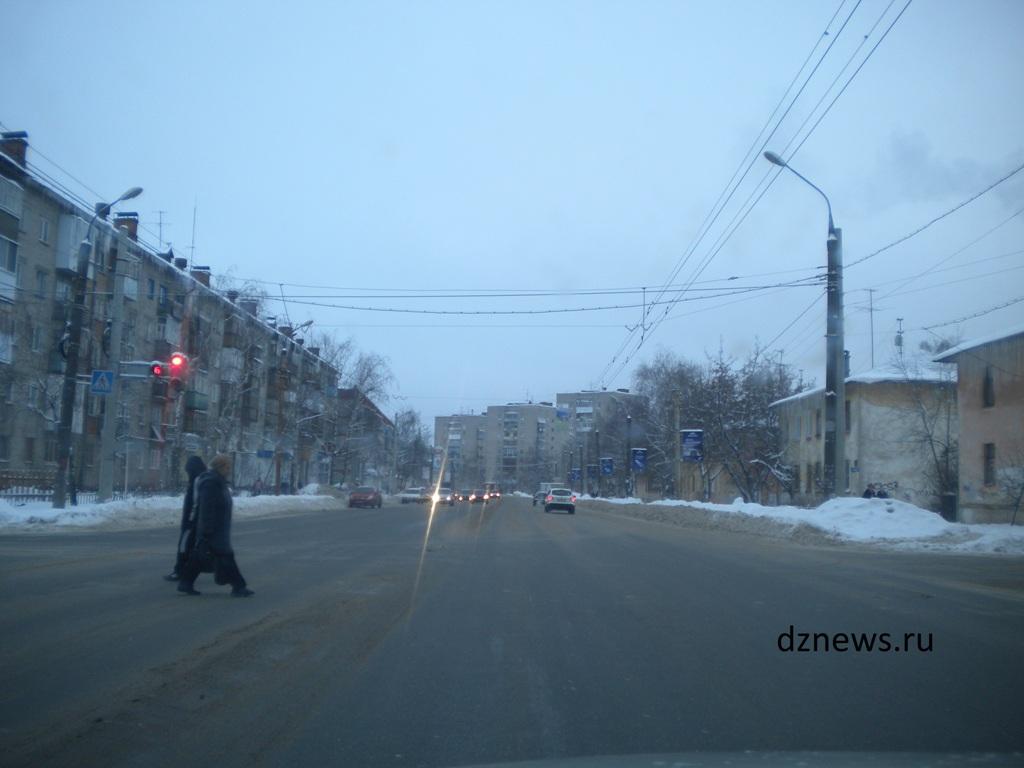 Улица Гайдара Дзержинск